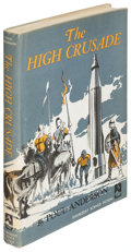 Books:Science Fiction & Fantasy, Poul Anderson. The High Crusade. Garden City: 1960. Firstedition....