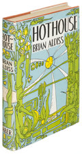 Books:Science Fiction & Fantasy, Brian W. Aldiss. Hothouse. London: [1962]. First Britishedition....