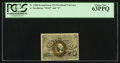 Fractional Currency:Second Issue, Fr. 1288 25¢ Second Issue PCGS Choice New 63PPQ.. ...