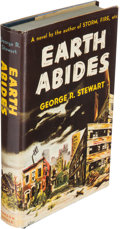 Books:Science Fiction & Fantasy, George R. Stewart. Earth Abides. New York: Random House, [1949]. First edition....