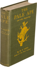 Books:Science Fiction & Fantasy, M. P. Shiel. The Pale Ape and Other Pulses. London: T. Werner Laurie, [n.d., circa 1911]. First edition....