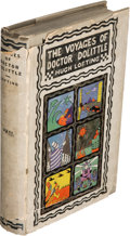 Books:Children's Books, Hugh Lofting. The Voyages of Doctor Dolittle. New York:Fred[erick] A. Stokes Co., 1922....