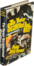 Books:Science Fiction & Fantasy, Philip Jose Farmer. To Your Scattered Bodies Go. New York: G. P. Putnam's Sons, [1971]. First edition, review copy w...