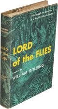 Books:Literature 1900-up, William Golding. Lord of the Flies. New York: Coward-McCann,[1954]. First U.S. edition....