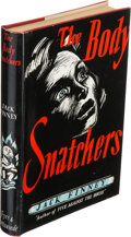 Books:Science Fiction & Fantasy, Jack Finney. The Body Snatchers. London: Eyre & Spottiswoode, 1955. First British (and first hardcover) edition....