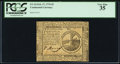 Colonial Notes:Continental Congress Issues, Continental Currency February 17, 1776 $2 PCGS Very Fine 35.. ...