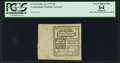 Colonial Notes:Connecticut, Connecticut October 11, 1777 2d Uncancelled PCGS Apparent VeryChoice New 64.. ...