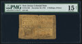 Colonial Notes:New Jersey, New Jersey December 20, 1783 2s 6d PMG Choice Fine 15 Net.. ...