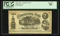 Obsoletes By State:Massachusetts, Hyde Park, MA - Fall & Fisk Commission Scrip Ad Note $2Undated. ...