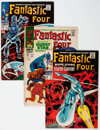 Fantastic Four Group of 21 (Marvel, 1968-71) Condition: Average VF-.... (Total: 21 Comic Books)