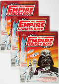 Modern Age (1980-Present):Superhero, Marvel Comics Super Special #16 Star Wars: The Empire Strikes Back- Group of 8 (Marvel, 1980) Condition: Average VF/NM.... (Total: 8Comic Books)