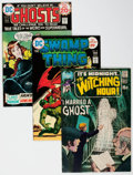 Bronze Age (1970-1979):Horror, DC Bronze Age Horror Comics Group of 31 (DC, 1970s) Condition:Average FN/VF.... (Total: 31 Comic Books)