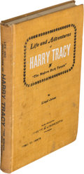 "Books:Americana & American History, Lloyd Jones. Life and Adventures of Harry Tracy ""The Modern DickTurpin"". Chicago: Jewett & Lindrooth, 1902...."