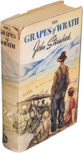 Books:Literature 1900-up, John Steinbeck. The Grapes of Wrath. New York: The VikingPress, [1939]....