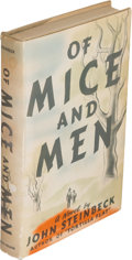 Books:Literature 1900-up, John Steinbeck. Of Mice and Men. New York: Covici FriedePublishers, [1937]. ...