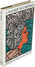 Books:Science Fiction & Fantasy, Ursula K. Le Guin. A Wizard of Earthsea. Berkeley: Parnassus Press, [1968]. First edition, first state (with faint v...