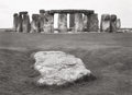 Photographs:Gelatin Silver, Paul Caponigro (American, b. 1932). Stonehenge, 1967. Gelatin silver, 1992. 9-1/2 x 13 inches (24.1 x 33 cm). Signed and...