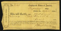 Confederate Notes:Group Lots, Interim Depository Receipts Atlanta, Georgia $2 Mar. 25, 1864Tremmel GA-20.. ...