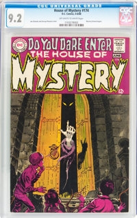 House of Mystery #174 (DC, 1968) CGC NM- 9.2 Off-white to white pages
