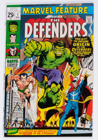 Marvel Feature #1 The Defenders (Marvel, 1971) Condition: FN+