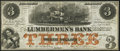 Obsoletes By State:Iowa, Dubuque, IA- Lumbermen's Bank of E.L. Fuller & Co. $3 Sep 1,1857. ...