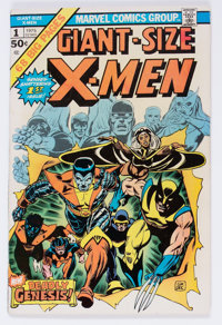 Giant-Size X-Men #1 (Marvel, 1975) Condition: FN
