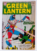 Silver Age (1956-1969):Superhero, Green Lantern #1 (DC, 1960) Condition: VG-. Green ...