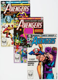 Modern Age (1980-Present):Superhero, The Avengers #218-226 and 229 Box Lot (Marvel, 1982-83) Condition:Average VF/NM.... (Total: 2 Box Lots)