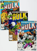 Modern Age (1980-Present):Superhero, The Incredible Hulk #272-277 Box Lot (Marvel, 1982) Condition:Average VF/NM....