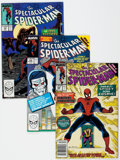 Modern Age (1980-Present):Superhero, Spectacular Spider-Man #152-191 Box Lot (Marvel, 1989-92)Condition: Average FN.... (Total: 2 Box Lots)