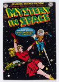 Golden Age (1938-1955):Science Fiction, Mystery in Space #1 (DC, 1951) Condition: VG+....