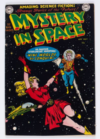 Mystery in Space #1 (DC, 1951) Condition: VG+