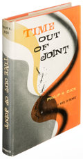 Books:Science Fiction & Fantasy, Philip K. Dick. Time Out of Joint. Philadelphia, New York:[1959]. First edition....