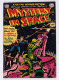 Golden Age (1938-1955):Science Fiction, Mystery in Space #3 (DC, 1951) Condition: FN/VF....