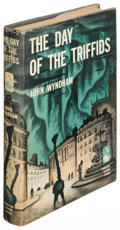 Books:Science Fiction & Fantasy, John Wyndham. The Day of the Triffids. Garden City: 1951.First edition....