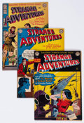 Golden Age (1938-1955):Science Fiction, Strange Adventures Group of 4 (DC, 1951-52).... (Total: 4 ComicBooks)