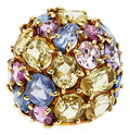 Estate Jewelry:Rings, Sapphire, Gold Ring, Cellino. ...