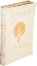 Books:Children's Books, [Willy Pogany, illus]. Richard Wagner. The Tale ofLohengrin... London: [n.d., 1913]. 525 copies, signed by thearti...