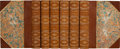 Books:Fine Bindings & Library Sets, William Makepeace Thackeray. The Works. London: Smith, Elder & Co., 1869-1886. Twenty four octavo volumes.... (Total: 24 Items)