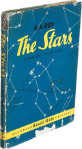 Books:Children's Books, H. A. Rey. The Stars. Boston: [1962]. Enlarged Edition,seventh printing. Inscribed by Rey with original drawings....
