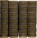 Books:Literature Pre-1900, Charles Dickens. Four First Editions Bound from the Original Parts.London: Chapman and Hall, Bradbury and Evans, 1839-1864.... (Total:4 Items)