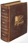 Books:Americana & American History, [Chapman Publishing Company]. Portrait and Biographical Recordof the State of Colorado.... Chicago: 1899. First edi...