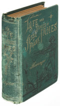 Books:Americana & American History, Frank Triplett. The Life, Times and Treacherous Death of JesseJames. St. Louis, MO, 1882. First edition, second iss...