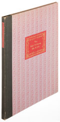 Books:Literature 1900-up, John Steinbeck. How Edith McGillicuddy Met RLS. Cleveland:Rowfant Club, 1943. First edition. One of 152 copies....
