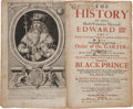 Books:World History, Joshua Barnes. The History of That Most Victorious MonarchEdward III. Cambridge: John Hays, 1688. ...