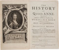 Books:World History, A[ble]. Boyer. The History of Queen Anne. London: T. Woodward, 1735....