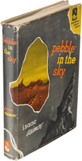 Books:Science Fiction & Fantasy, Isaac Asimov. Pebble in the Sky. Garden City: 1950. Firstedition....