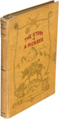 Books:Americana & American History, V. Devinny. The Story of a Pioneer. Denver: 1904. Firstedition....