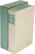 Books:Literature 1900-up, Robert Frost. Complete Poems 1949. New York: [1949]. First edition, one of 500 signed and numbered copies....