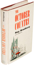 Books:Science Fiction & Fantasy, Ray Bradbury. The October Country. New York: [1955]. Firstedition, signed by the author....